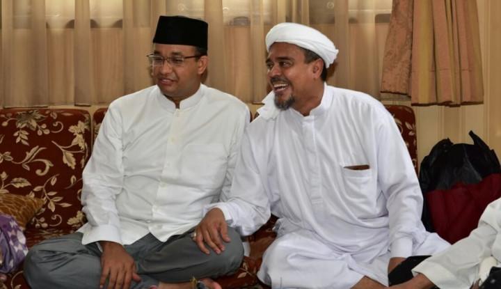 Wagub DKI Sebut Anies Baswedan Bakal Hadir di KPK Terkait Korupsi, Nama Habib Rizieq Diseret...