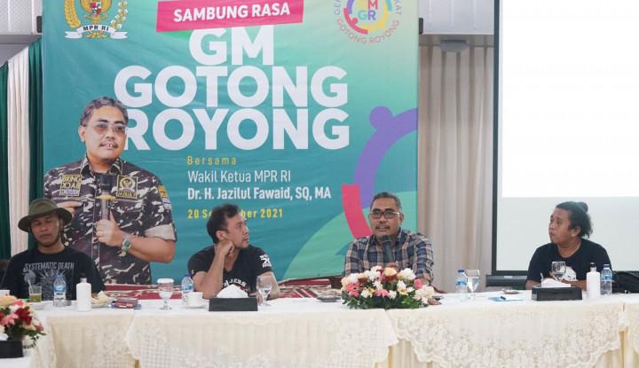 Masyarakat Dihimpit Kesulitan, Gus Jazil Gagas Serikat Rakyat Gotong Royong