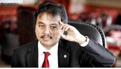 Tumben-tumben, Roy Suryo Memuji Jokowi, Ternyata Oh Ternyata Gegara..