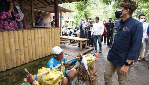 Terdampak Pandemi, Sandiaga Ringankan Beban Pedagang