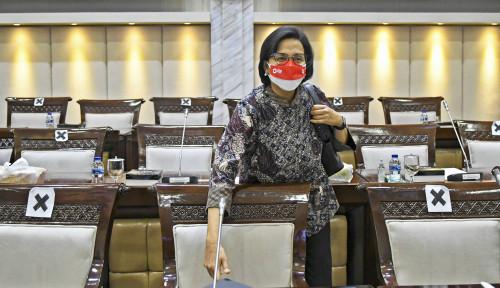 Raih Penghargaan Lagi, Bendahara Negara Digoda Musisi Legend: Bisa Kali 2024 Maju..