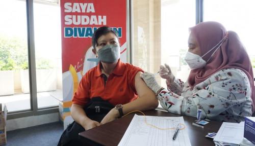 Indonesia Pasti Bisa Buka Sentra Vaksinasi 2.500 Dosis di Kota Semarang