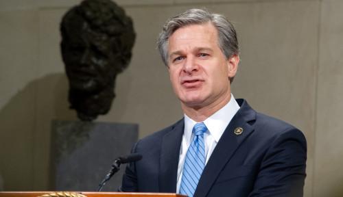 Bos FBI Cemas Jaringan Teroris Haqqani Susupi Pemerintahan Taliban