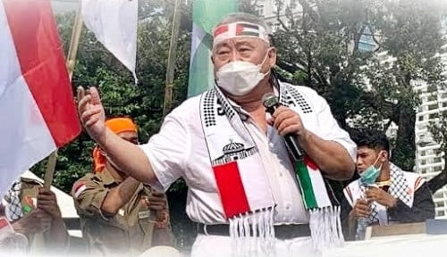 Lieus Tokoh Tionghoa Blak-blakan, Harusnya Ormas Habib Rizieq Gak Dibubarkan, FPI Aset Bangsa!