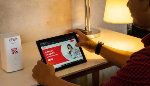 Telkomsel Orbit 5G Hadirkan Ragam Ekstra Keuntungan