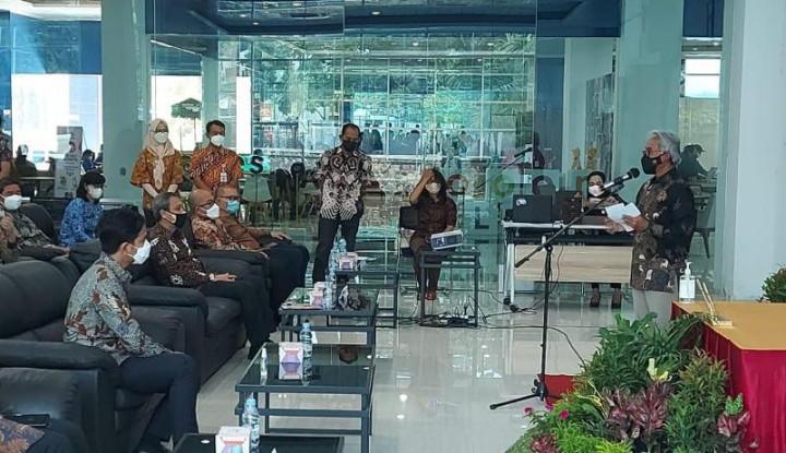 Perkuat Industri Migas Nasional. SKK Migas Gandeng Solo Technopark, Bos SKK Migas Bilang Gini..
