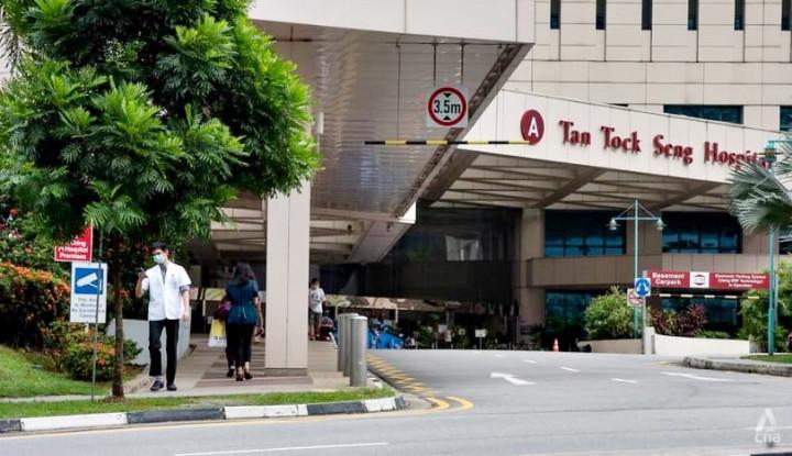 Gawat, Singapura Larang Semua Kunjungan Rumah Sakit hingga 4 Minggu Lamanya