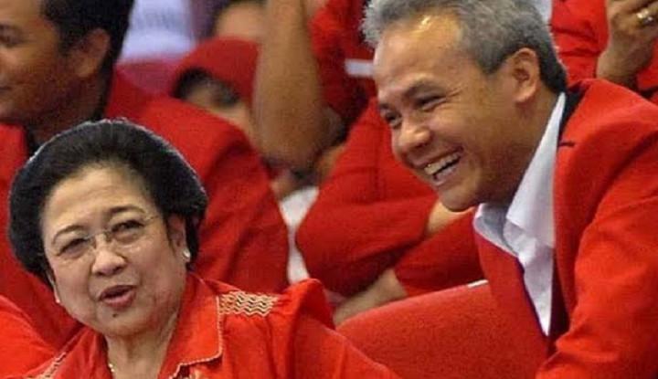 Tanpa Megawati-PDIP, Ganjar Pranowo Tidak Ada Apa-apanya