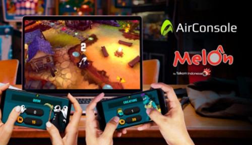 Gandeng Melon Indonesia, AirConsole Resmi Masuk Pasar Indonesia