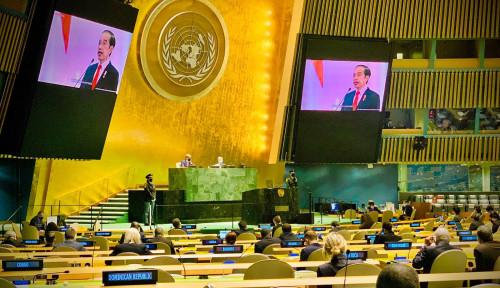 Di Muka Pemimpin Dunia, Jokowi Beber Alasan Internasional Wajib Tangani Intoleransi hingga Terorisme