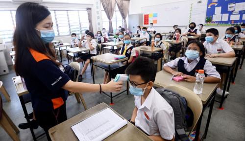Malaysia bakal Buka Kembali Sekolah Sesuai Pemulihan Covid-19