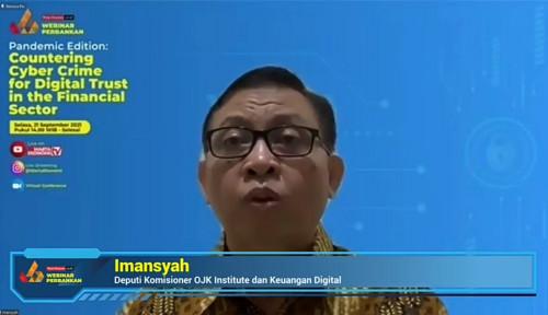 Tekan Kejahatan Siber, OJK Perkuat Daya Tahan Siber Industri Keuangan