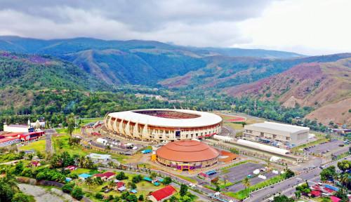 Satgas Covid-19 Tegaskan Penonton PON XX Papua 2021 Maksimal 25%