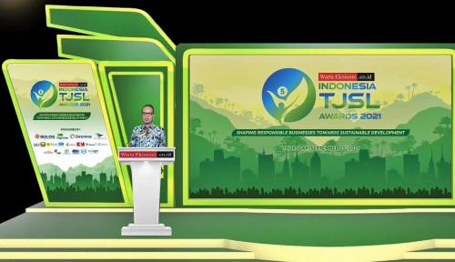 Gelar Indonesia TJSL Award 2021, Warta Ekonomi Beri Penghargaan kepada 19 BUMN