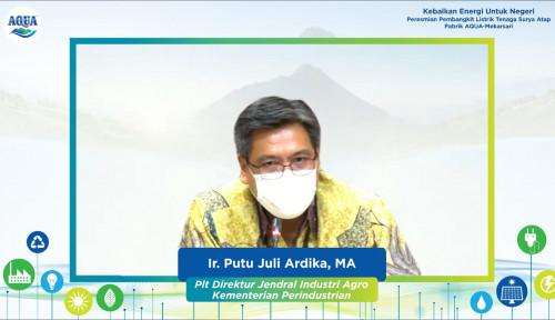 PLTS Atap di 17 Pabrik Aqua Danone Diyakini Kurangi Emisi Karbon Hingga 16 Ribu Ton