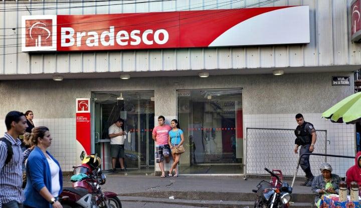 Kisah Perusahaan Raksasa: Berkat Gaet Rakyat Kecil, Banco Bradesco Jadi Perbankan Besar Asal Brasil