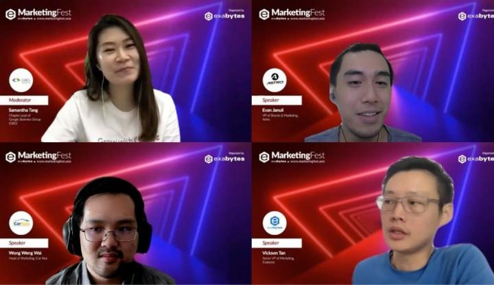 Exabytes Indonesia Dukung Pemerintah Kuatkan Literasi Digital Marketing Bagi UMKM