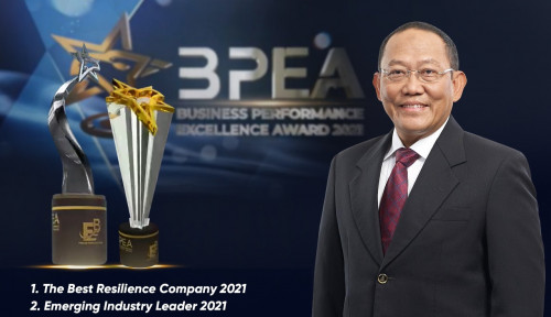 Implementasi Kinerja Memuaskan, SUCOFINDO Raih Dua Kategori Apresiasi di BPEA 2021