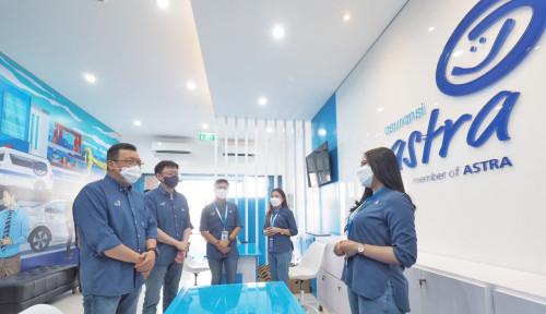 Tingkatkan Kualitas Layanan, Asuransi Astra Resmikan Kantor Cabang di Karawang