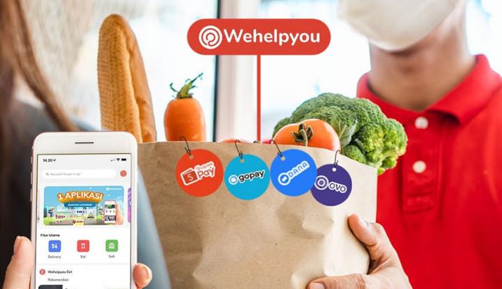 Wehelpyou Eat & Sell Jadi Solusi Bagi UMKM Kuliner