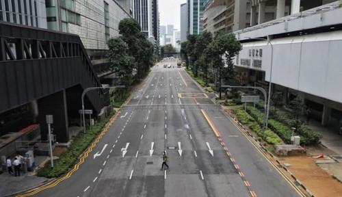Ingin Hidup Berdampingan, Tapi Covid-19 Singapura Bikin Pusing, Jutaan Orang di-Lockdown Lagi
