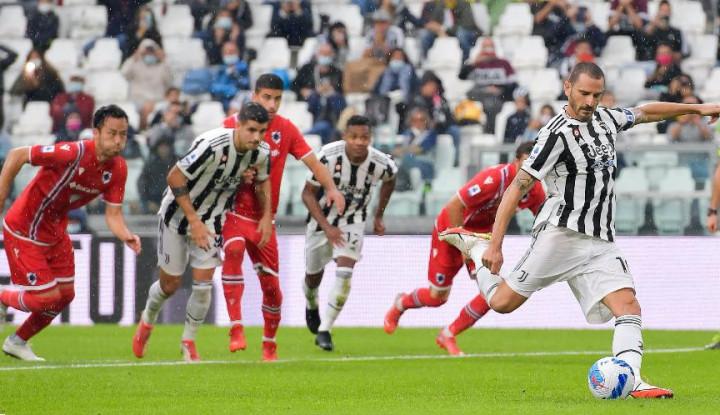 Juventus Raih Dua Kemenangan Beruntun di Seri A