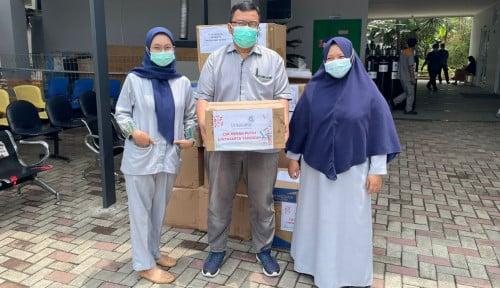 Lintasarta Donasikan Ribuan Alat Kesehatan Medis ke RS di Jawa Barat dan Jawa Tengah
