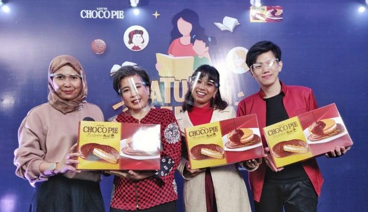 Lotte Choco Pie Gelar Online Fan Gathering 'Satukan Cerita' Untuk Mempererat Ikatan Moms & Si Kecil