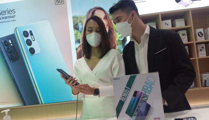 Perkuat Pasar Smartphone di Kota Besar, Oppo Kembali Buka Garai Baru
