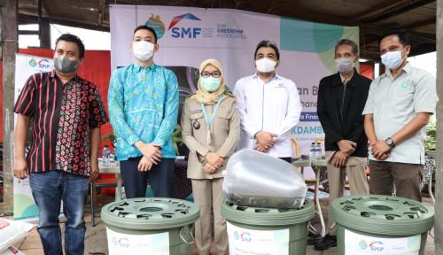 SMF Wujudkan Program Ketahanan Pangan Masyarakat Perkotaan Selama Pandemi Covid-19