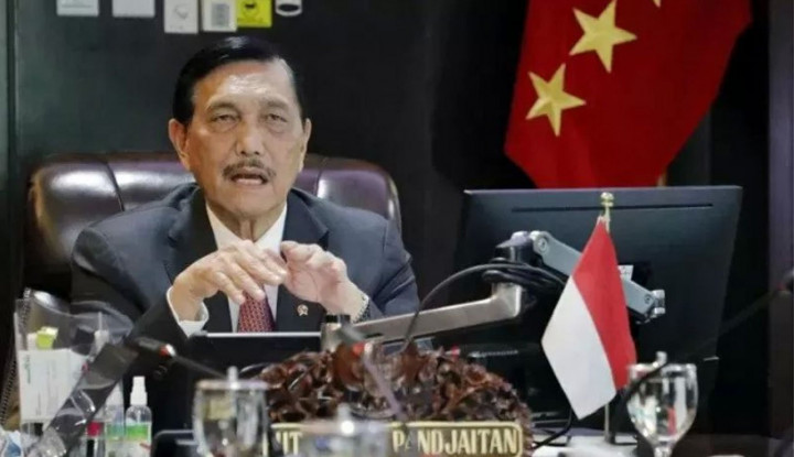 Luhut Ungkap Ambisi Besar Indonesia pada 2045