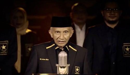 Bicara Soal Rezim Jokowi, Amien Rais: Menakutkan Sekali...