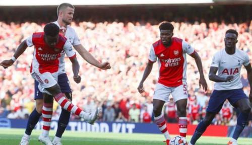 Fantastis! Arsenal Gilas Tottenham 3-1
