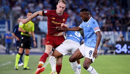 Berjalan Sengit, Lazio Menangkan Derby Della Capitale