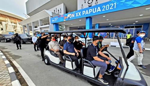 Bamsoet Pastikan Stadion Utama Lukas Enembe Siap Gelar Pembukaan PON XX Papua