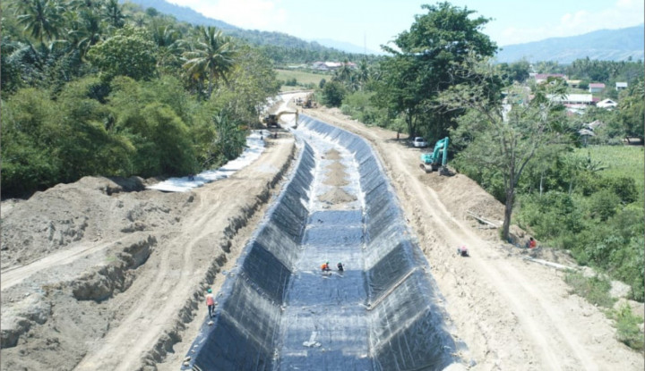 Geoprotec KTG, Geomembrane Produk Indonesia dengan TKDN di Atas 40 Persen