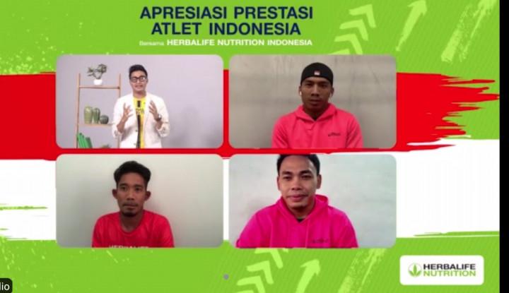 Herbalife  Apresiasi  Atlet Indonesia di Olimpiade & Paralimpiade Tokyo 2020