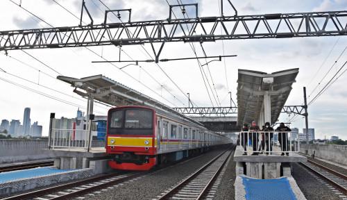 KAI Commuter Tegaskan Sudah Jalankan SE Kemenhub Soal Pembatasan Jumlah Penumpang