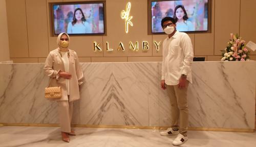 Wearing Klamby Buka Offline Store Pertama di Plaza Indonesia