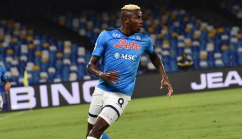 Napoli Perpanjang Rekor 100% Kemenangan di Seri A