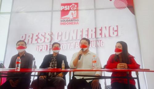 HUT Bandung ke-211, PSI Kasih Kado Spesial, Nih Buat Pemkot Bandung!
