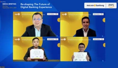 Pacu Layanan MotionBanking, MNC Investama Gandeng Amazon Web Services