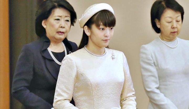 Putri Mako Jepang Wajib Membayar Rp19 Miliar Kalau Nikahi Rakyat Biasa karena...