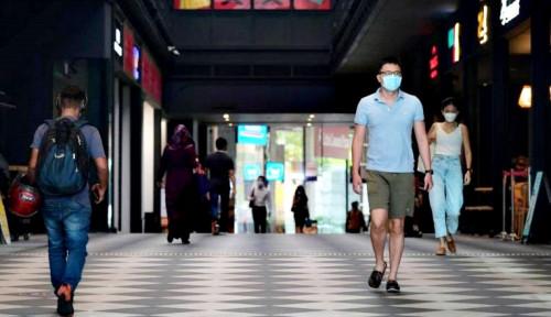 Kerumunan Menipis, Tempat Makan Disegel, Menandai Kembalinya Pembatasan di Singapura