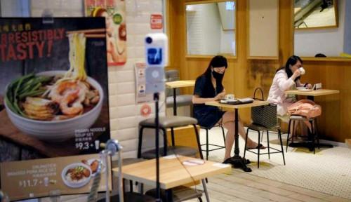 Singapura Lagi-lagi Tangkap Puluhan Orang Pelanggar 'PPKM' di Tempat Makan