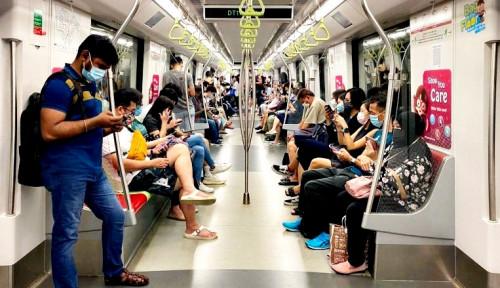 Diamuk Corona, Singapura Mungkin Bisa Pelajari Indonesia