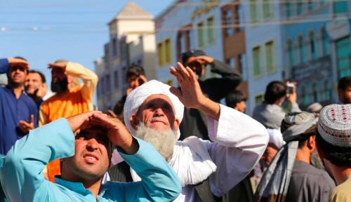 Saksi Mata: Mengerikan, Taliban Gantung Mayat di Alun-Alun yang Disaksikan Orang