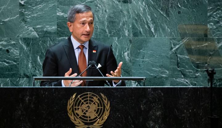 ASEAN Terpecah Soal AUKUS, Singapura Ngaku Gak Terlalu Ambil Pusing
