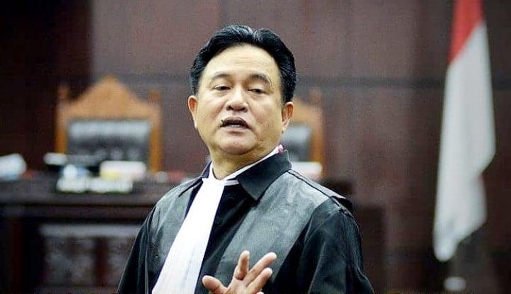 Yusril Diserang Demokrat Kubu AHY, Partai Bulan Bintang Ikut Meradang