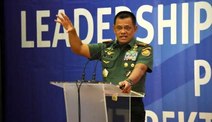 Heboh Gatot Nurmantyo Sebut PKI di Tubuh TNI, Kostrad Jawab Alasan 'Hilangnya' Patung